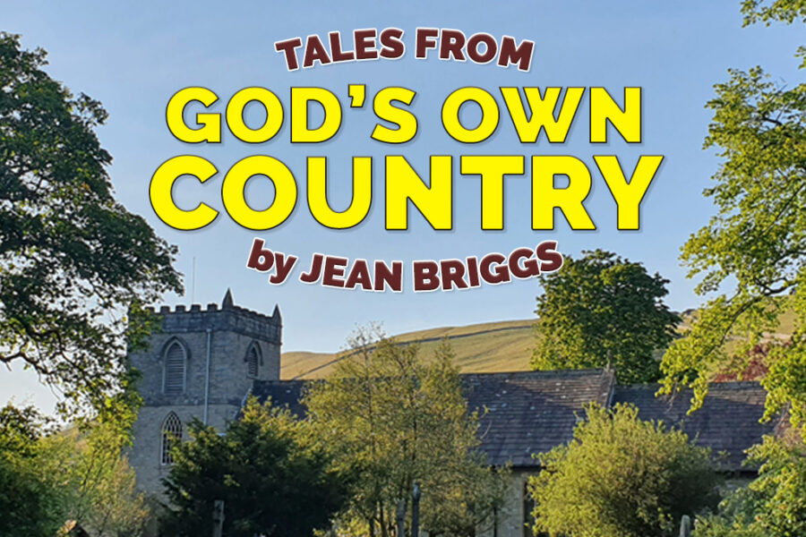 Cover to Tales from God's Own Country