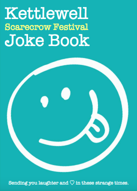 Cover image of the Kettlewell Joke Book