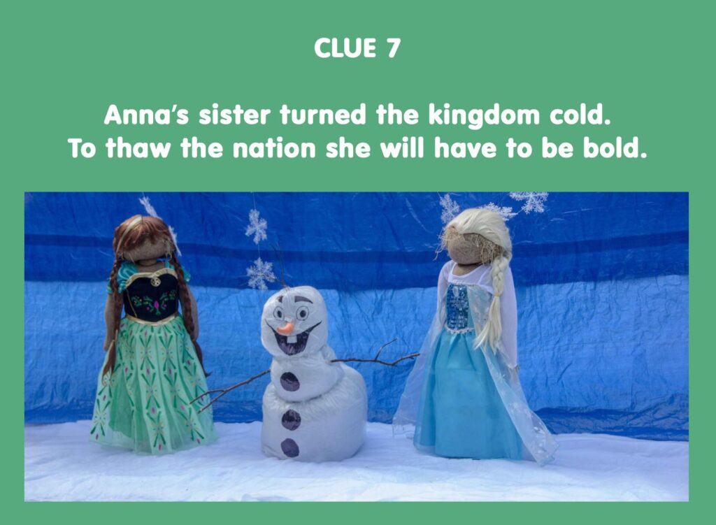 Anna's sister turned the kingdom cold. To thaw the nation she will have to be bold.