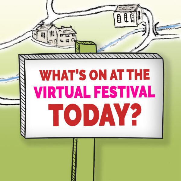What's On at the Virtual Festival Today?